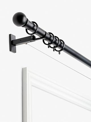 Made To Measure Curtain Poles John Lewis Amp Partners