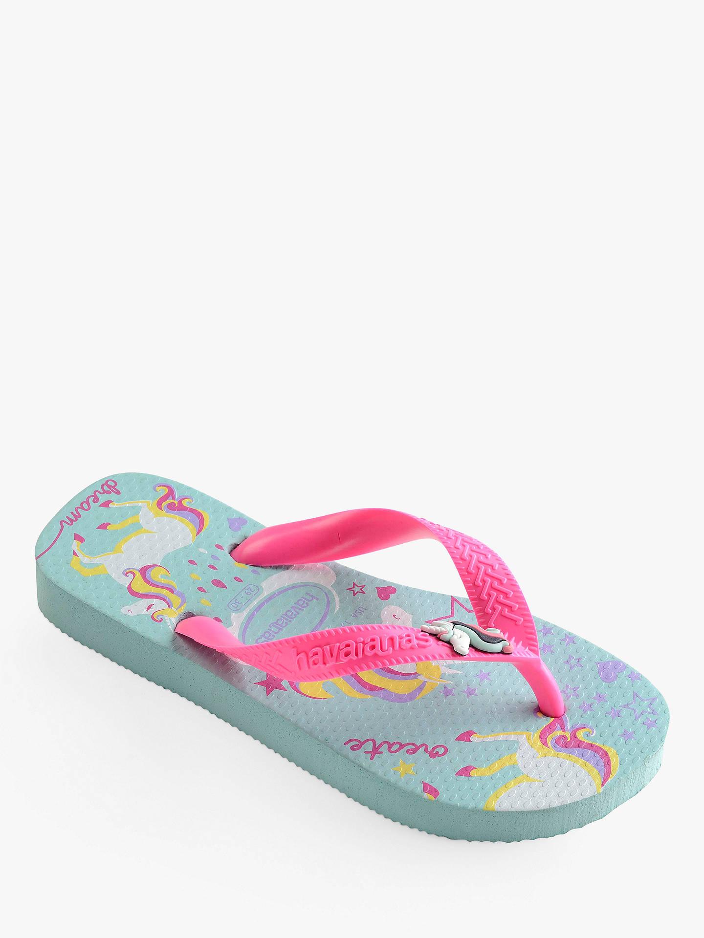 4048c3feb Buy Havaianas Children s Top Fantasy Unicorn Flip Flops