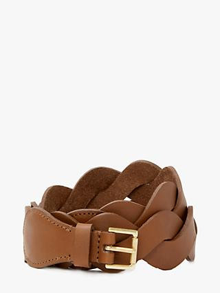 9bd2e6df125b Boden Woven Leather Belt