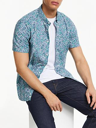 Penfield Tomah Printed Shirt, Blue