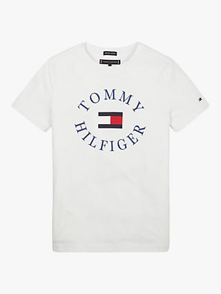 Tommy Hilfiger Boys' Short Sleeve T-Shirt