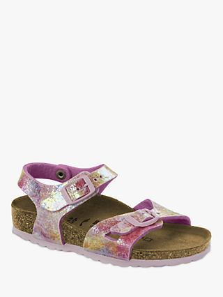3b850cacf1ca Birkenstock Children s Rio Watercolour Buckle Sandals