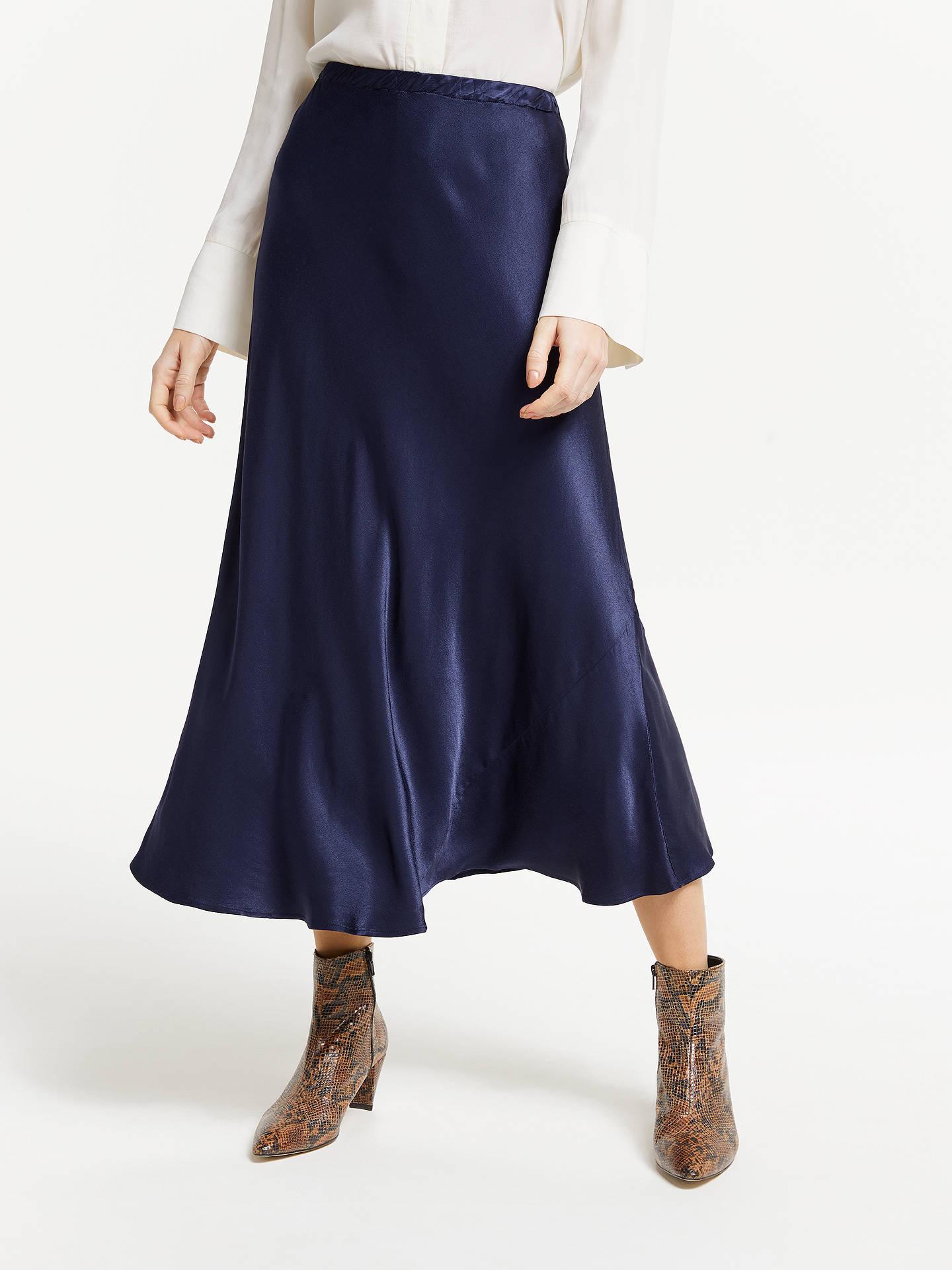 finery-alberte-satin-skirt,-navy by finery