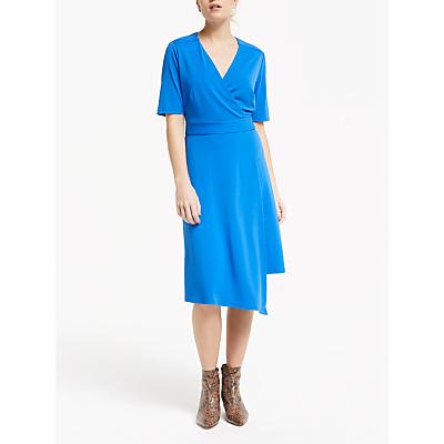 Finery Hettie Dress, Cobalt