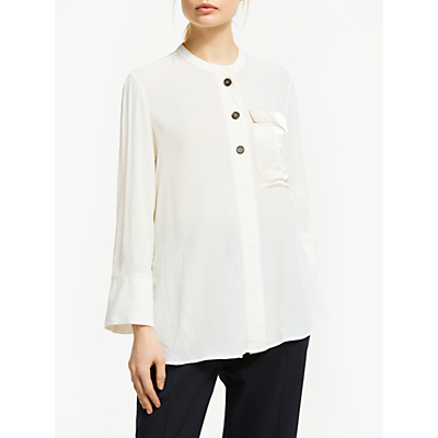 Finery Aria Blouse, Ivory