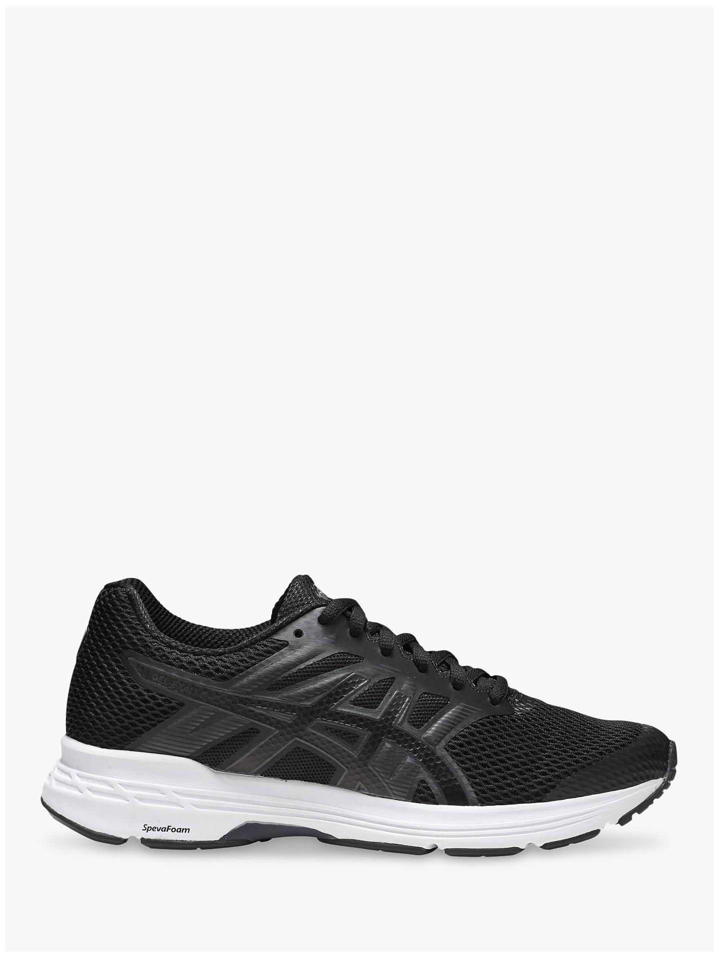 c73d71e4a9 ASICS GEL-EXALT 5 Women's Running Shoes, Black at John Lewis & Partners