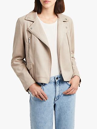 French Connection Aimee Biker Jacket