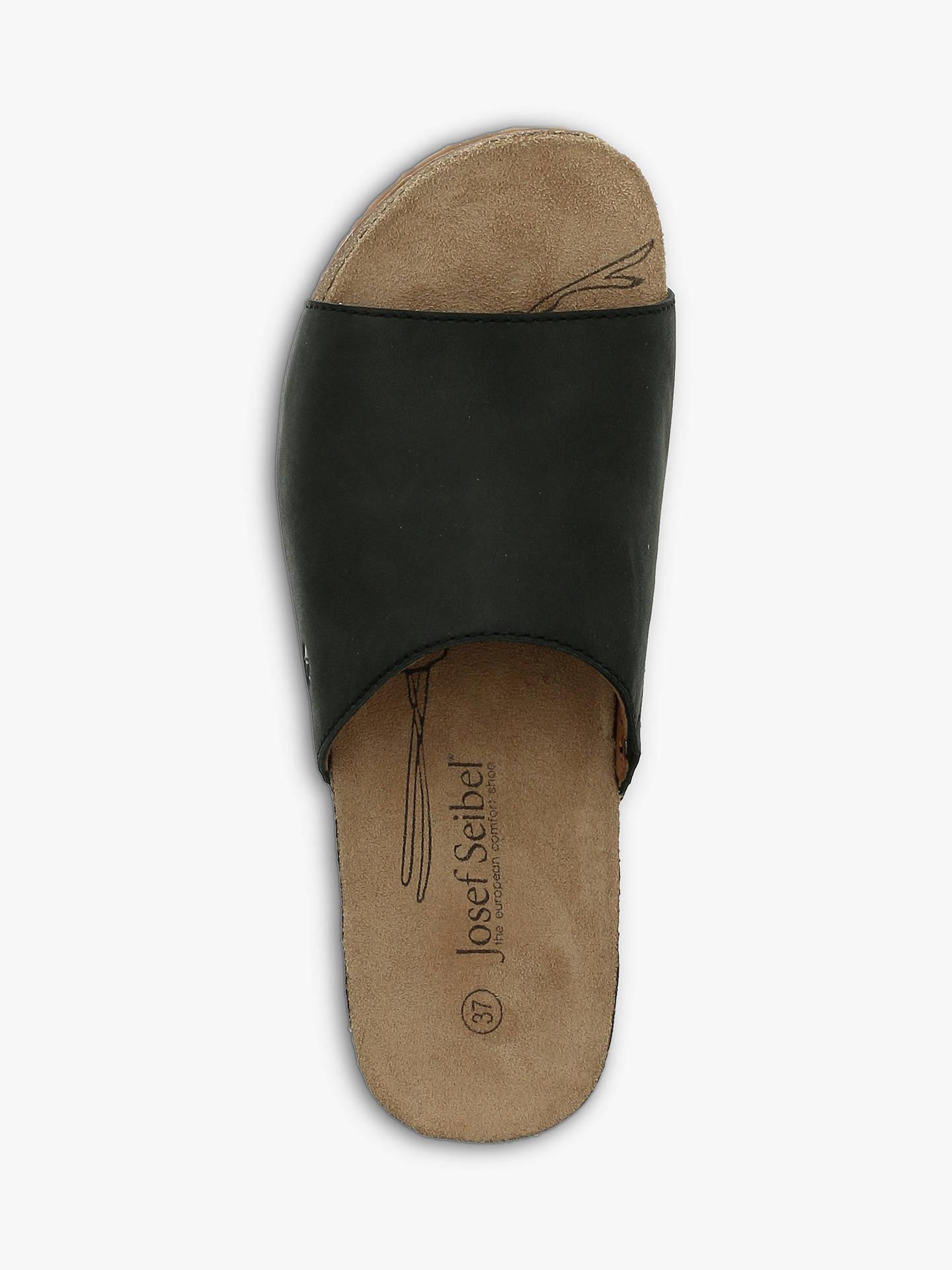 Josef Seibel Tonga 51 Slip On Sandals At John Lewis Amp Partners