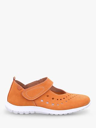 50592face1b2 Josef Seibel Malena 11 Cut Out Detail Casual Shoes