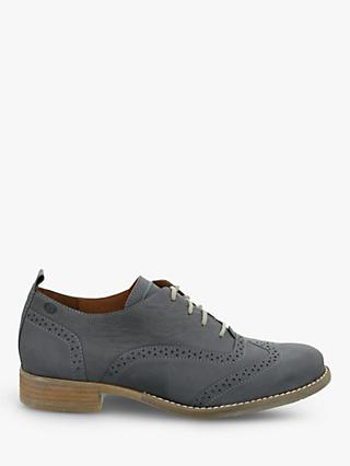 Josef Seibel Sienna 89 Lace Up Brogues, Jeans Leather