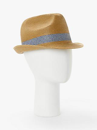 e47d3059cb3c1 Ted Baker Lemony Woven Trilby Hat