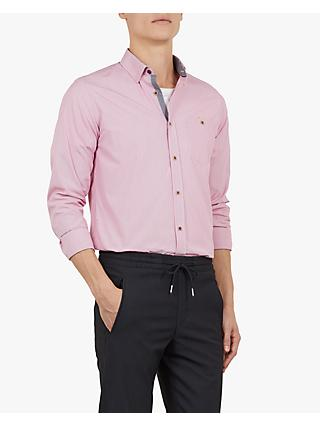 7d07919ca418a5 Ted Baker Yerman Long Sleeve Shirt