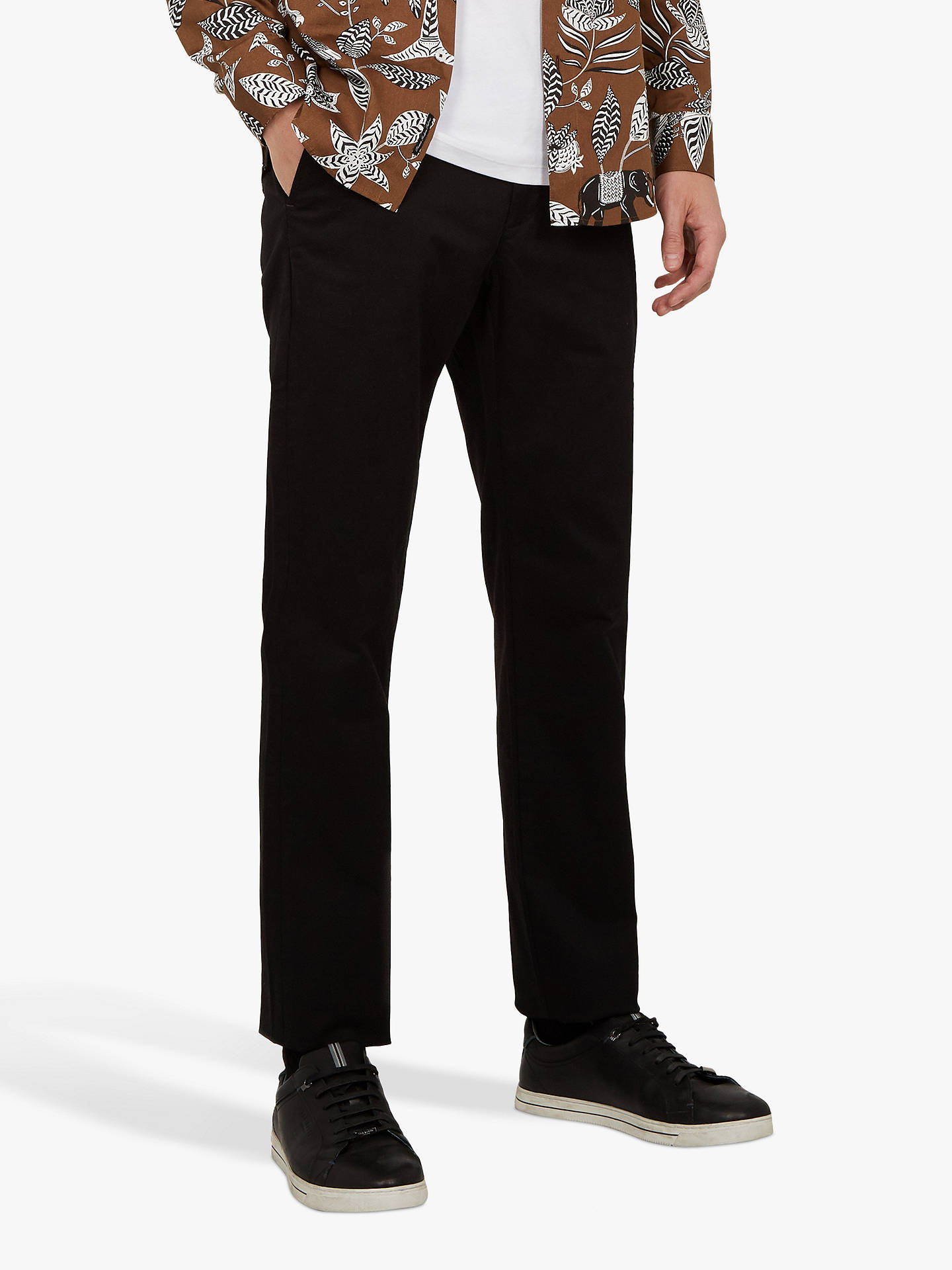 3b9d1aa5f23540 Ted Baker Seenchi Slim Fit Chinos at John Lewis   Partners