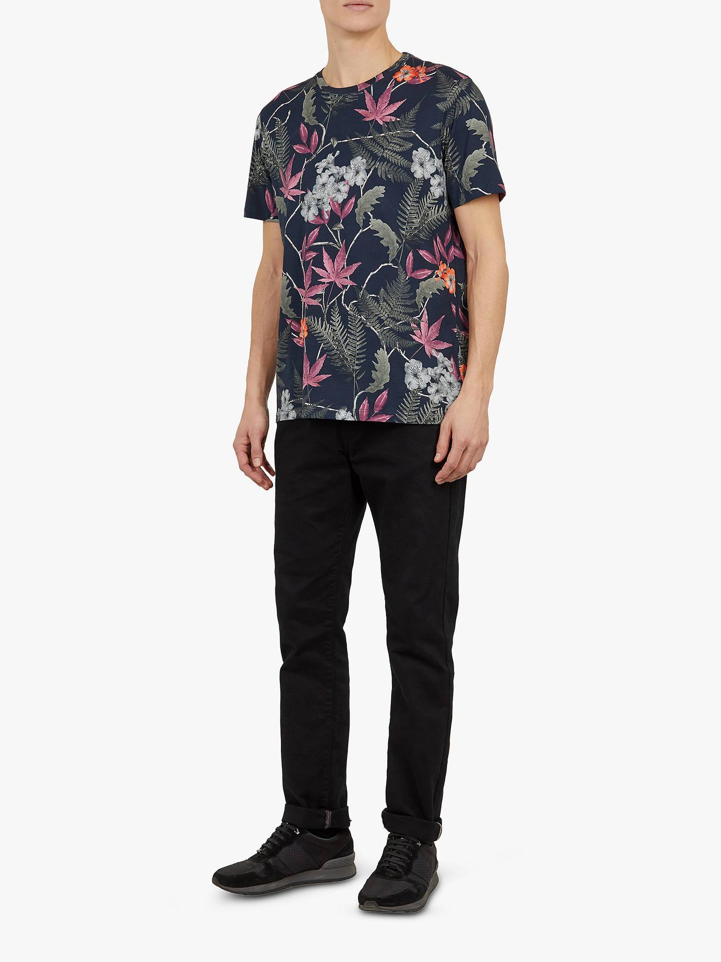 2b29808607fb Buy Ted Baker Buck Floral Printed T-Shirt