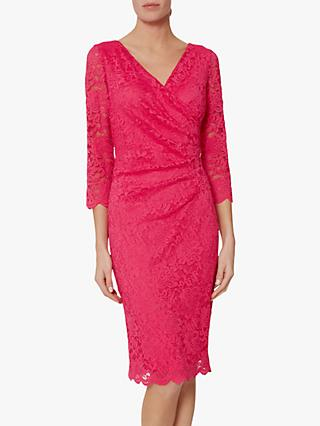 Gina Bacconi Lyria Wrap Dress