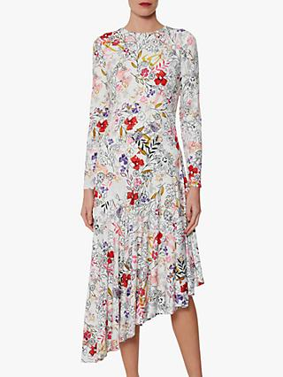 Gina Bacconi Estrella Floral Dress, Multi