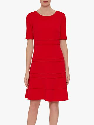 Gina Bacconi Brie Crepe Dress