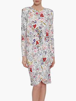 Gina Bacconi Klea Floral Dress, Multi