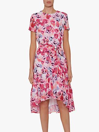 08def2c54ed Gina Bacconi Melora Floral Dress