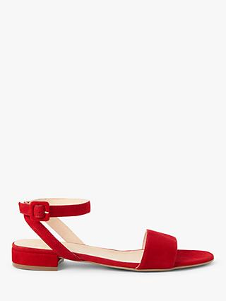 John Lewis & Partners Lisa Block Heel Sandals