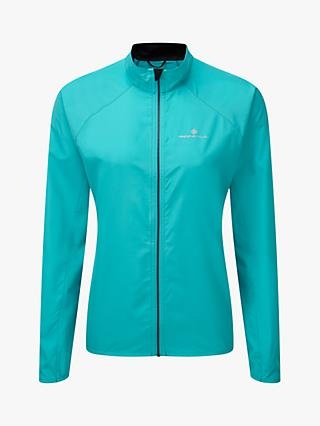Ronhill Everyday Women's Running Jacket, Turquoise