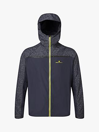 Ronhill Momentum Afterlight Men's Running Jacket, Grey