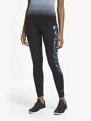 Ronhill Momentum Sculpt Running Tights, Black