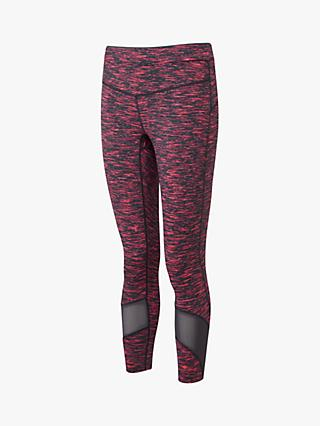 Ronhill Infinity Cropped Running Tights, Pink