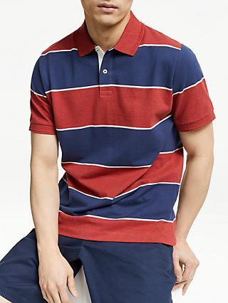 3a921bf6 Men's Polo Shirts | Polo Ralph Lauren, Fred Perry, Hackett | John Lewis