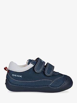 f391b8ed2ee7 Geox Children s Tutim B Riptape Shoes