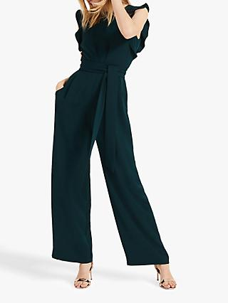 Phase Eight Victoriana Jumpsuit, Pine