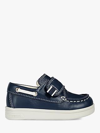 39452d32764 Geox Children s DJ Rock Boat Shoes