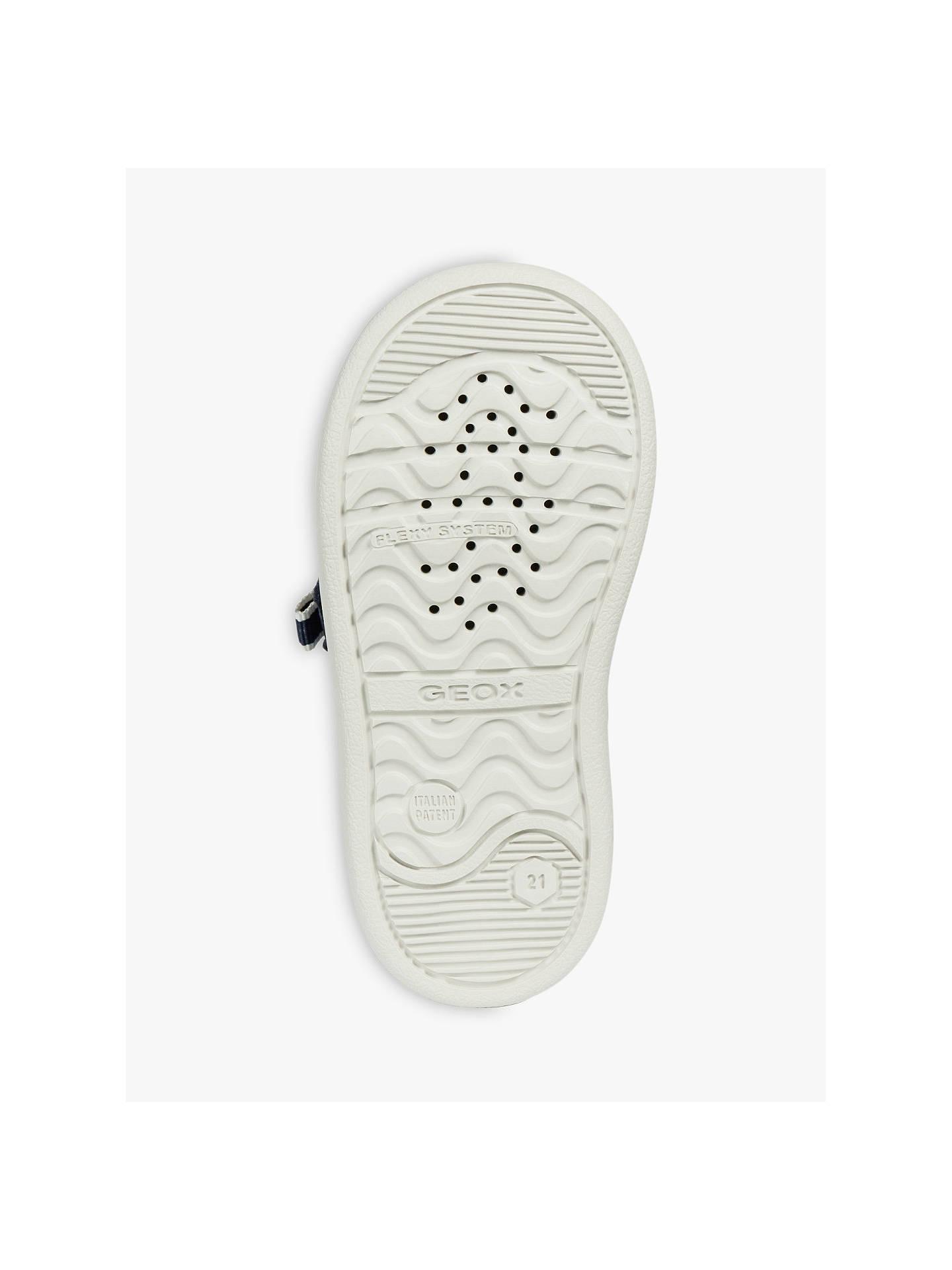 klare Textur Entdecken heiße Produkte Geox Children's DJ Rock Boat Shoes, Navy at John Lewis ...