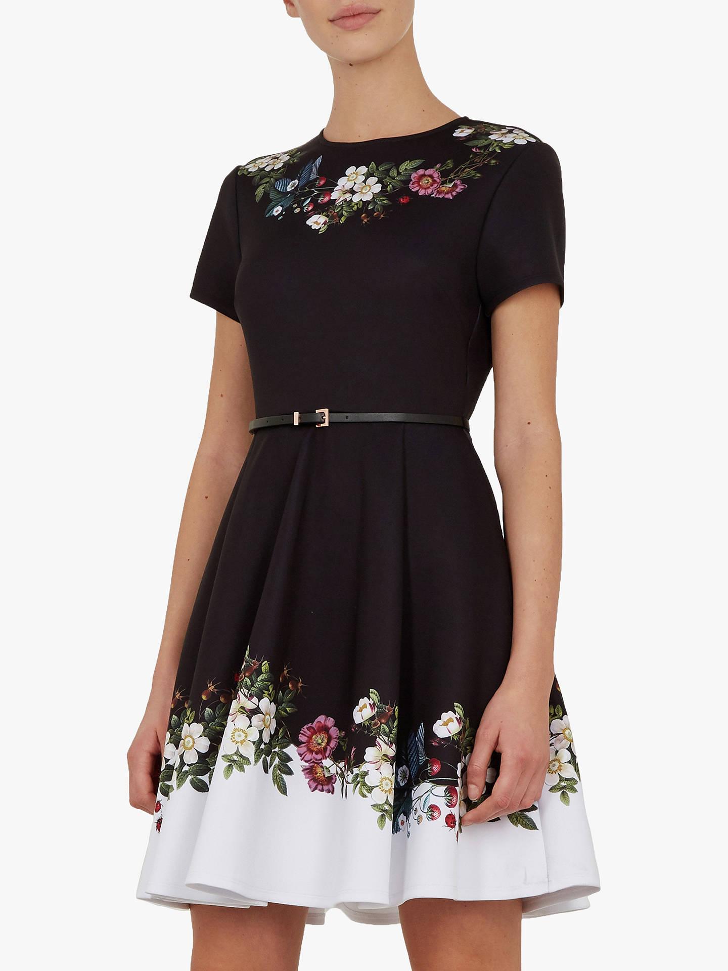ba1d494818a7c Buy Ted Baker Chestna Floral Skater Dress