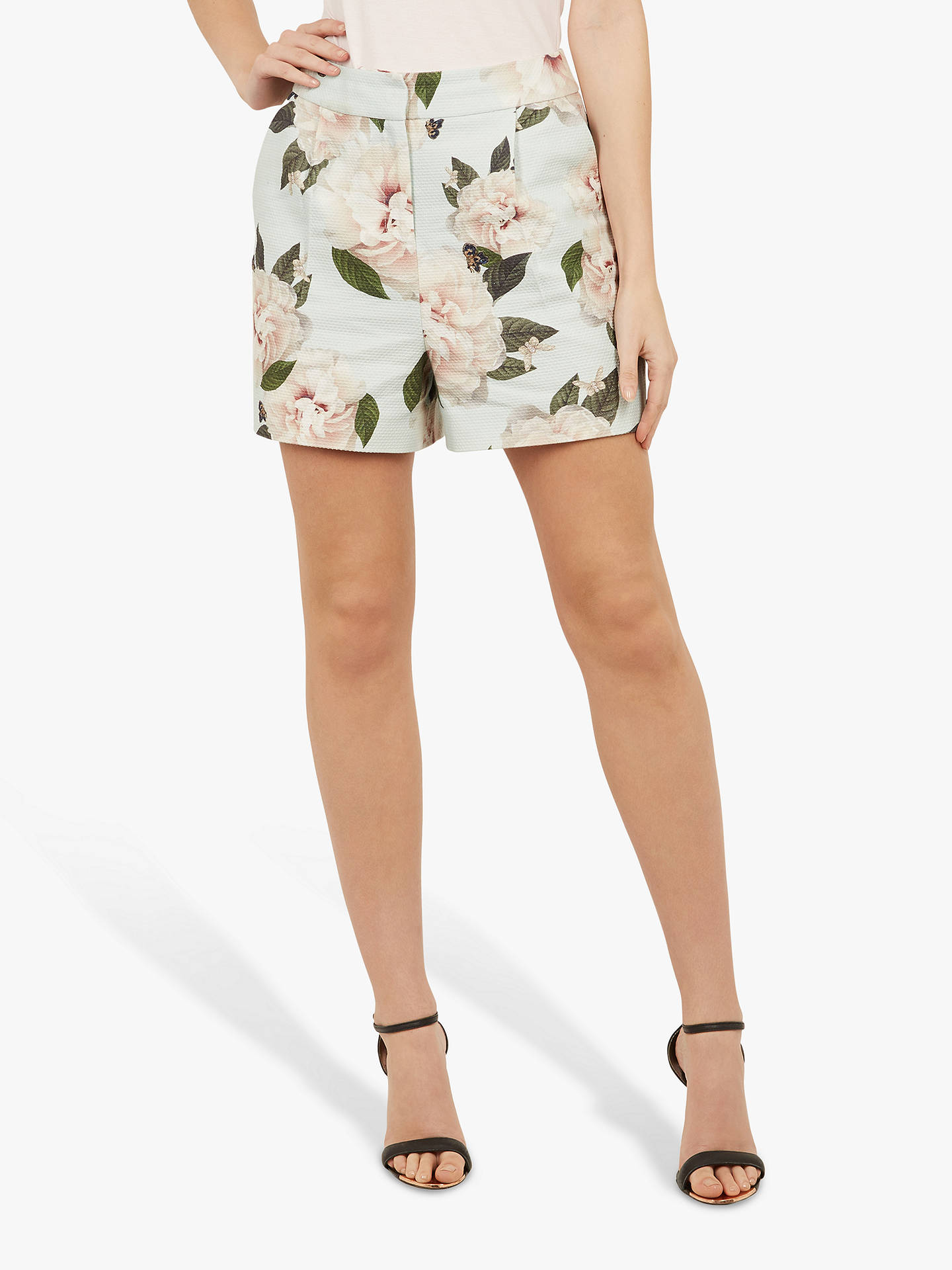 8cb48df98 Buy Ted Baker Noosam Floral Textured Shorts