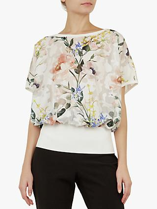 935964b456537 Ted Baker Eltiee Floral Blouse