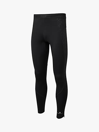 Ronhill Running Tights, All Black
