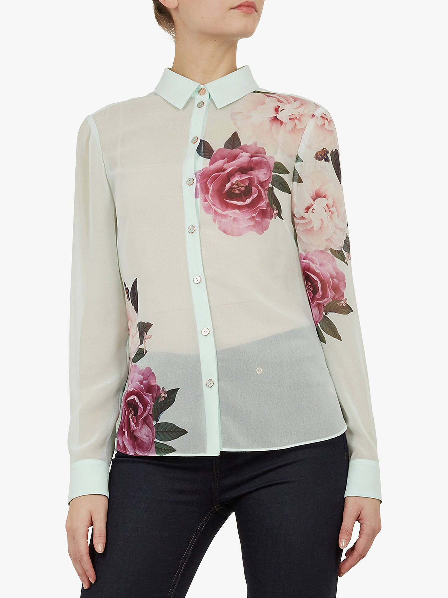39bb0cf983416 Buy Ted Baker Zaylaa Floral Blouse