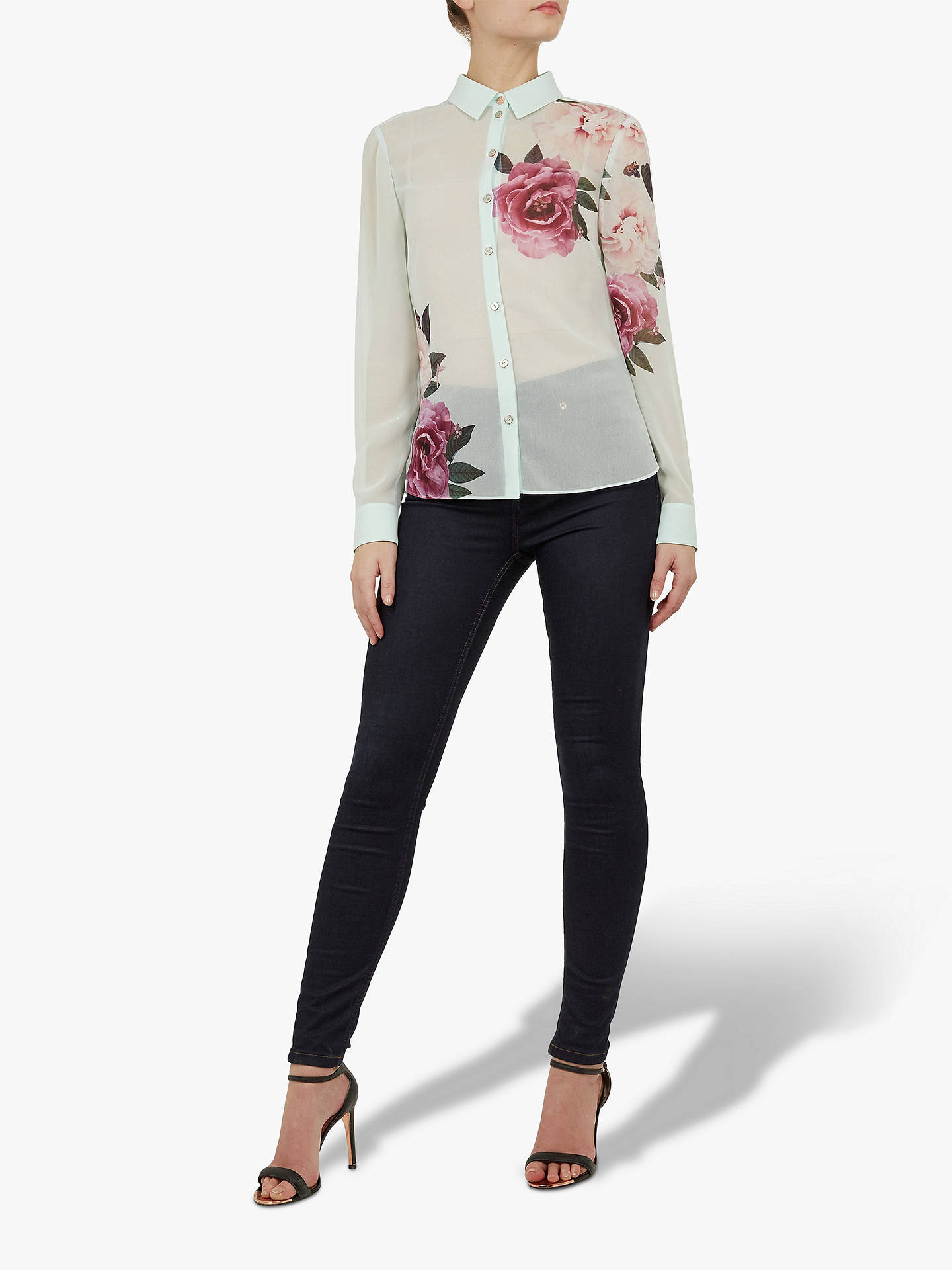 514eadbaeb5c5 ... Buy Ted Baker Zaylaa Floral Blouse
