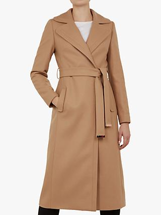 fc3e6560ec220 Ted Baker Gabella Wool Rich Tailored Coat