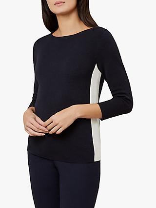 Hobbs Elizabeth Sweater, Navy