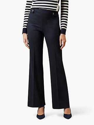Hobbs Julianna Trousers, Navy
