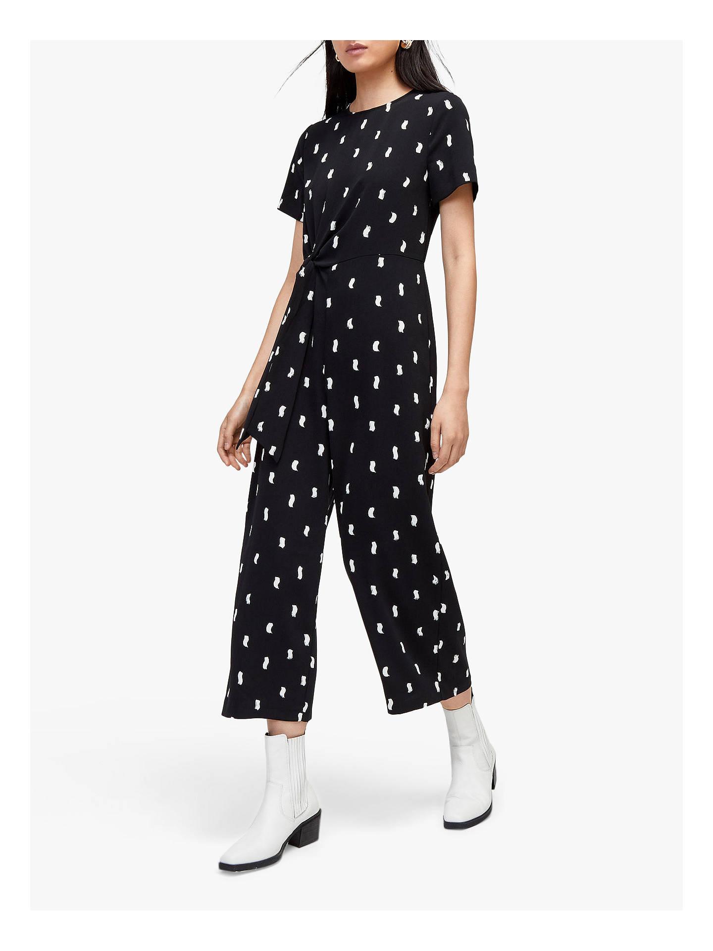 be4c427774 Buy Warehouse Brushstroke Culotte Jumpsuit