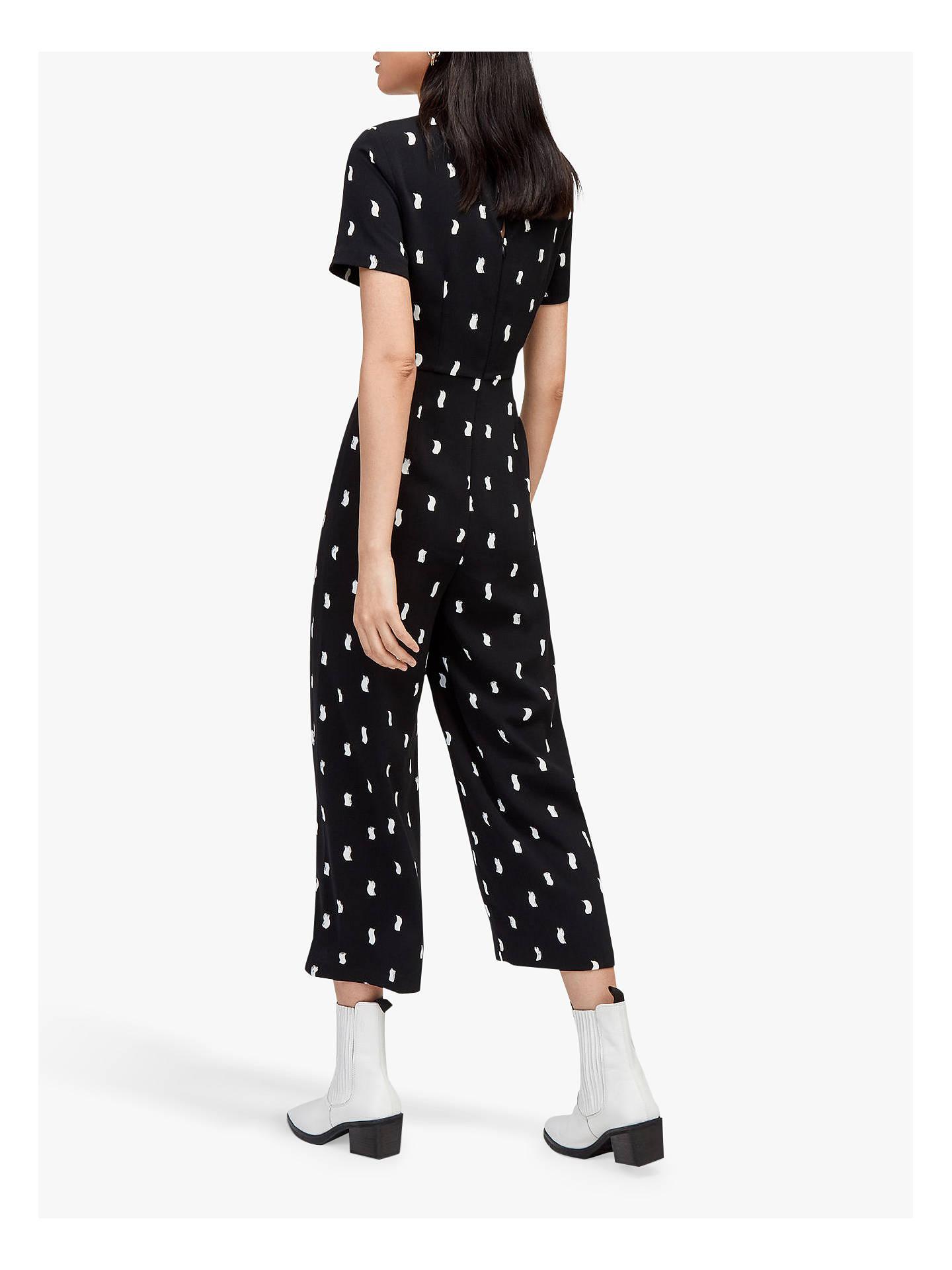 2b65989f85 ... Buy Warehouse Brushstroke Culotte Jumpsuit