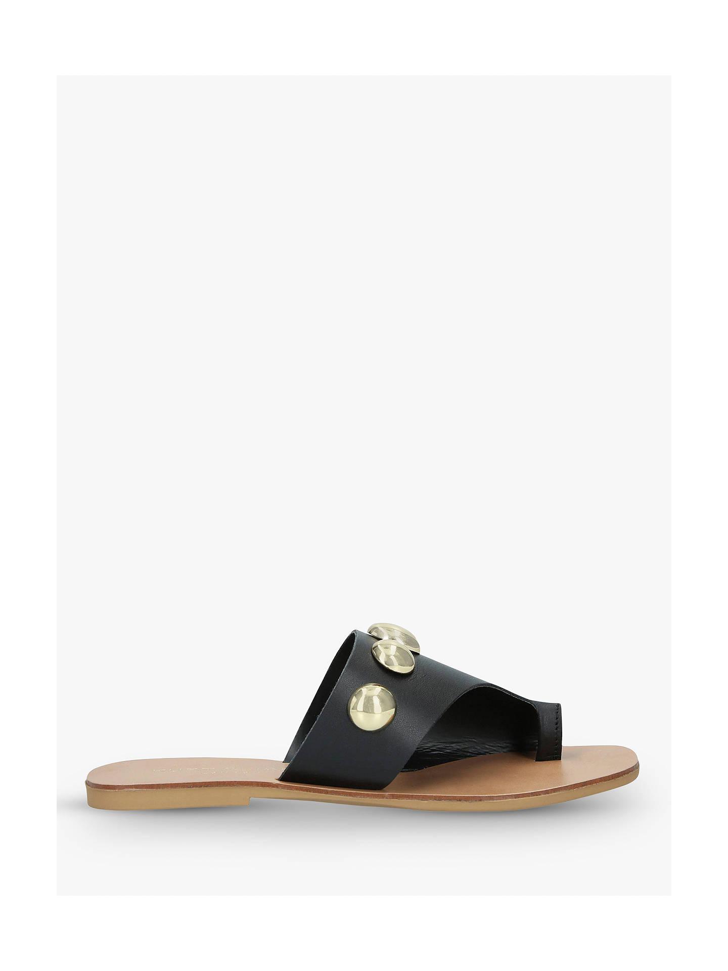 d2d3829708dd Kurt Geiger London Deena Studded Slip On Sandals at John Lewis ...