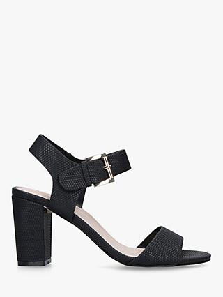 Carvela Sadie Block Heel Sandals