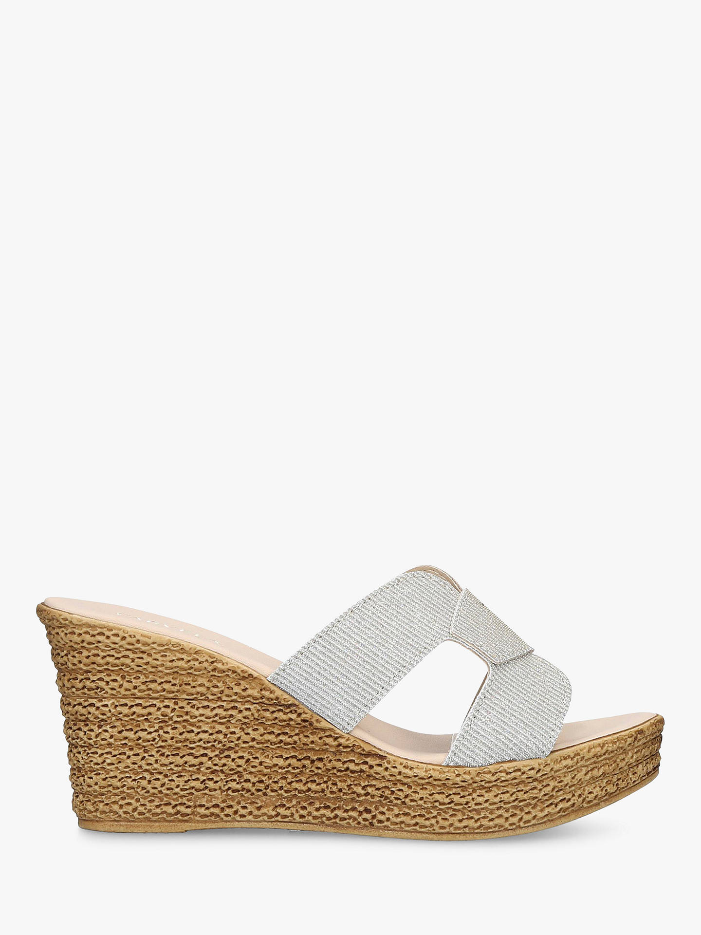 a5ed276404e5 Buy Carvela Comfort Stacie Wedge Heel Sandals