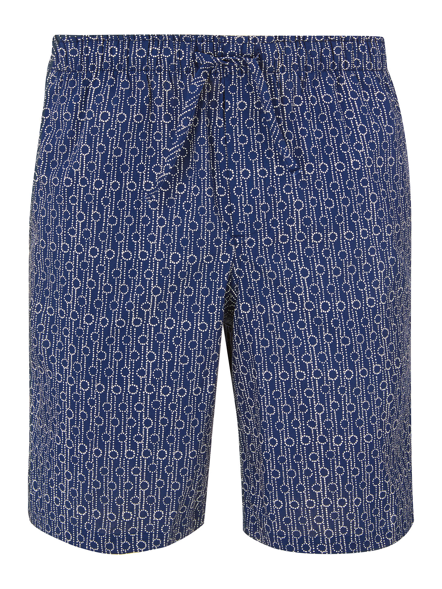 1a1a935f ... Buy John Lewis & Partners Spot Print Lounge Shorts, Multi, XL Online at  johnlewis ...