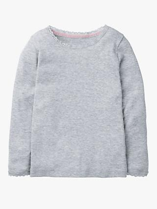 Boden Super Soft T-Shirt, Grey
