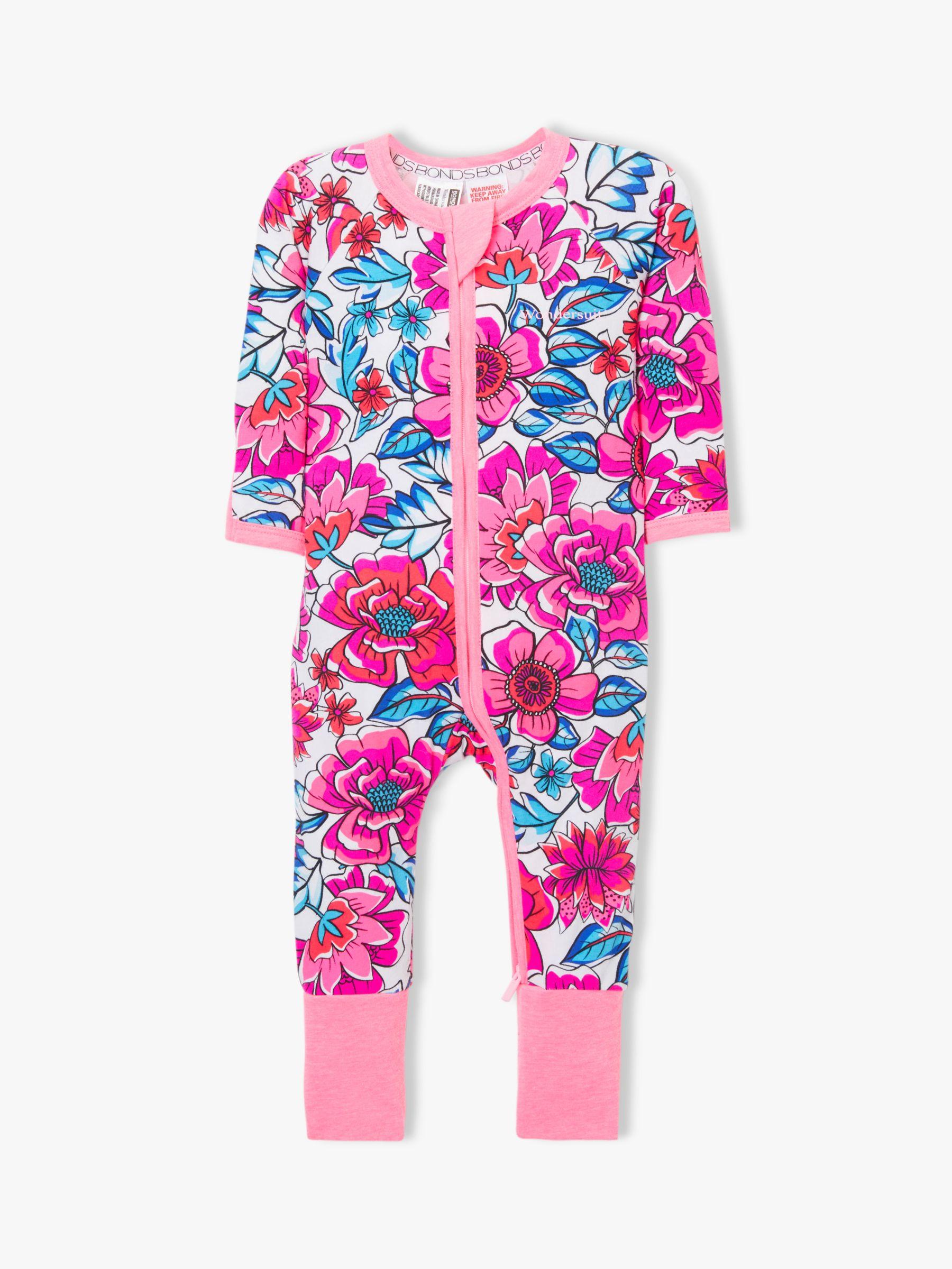 Unisex Clothing (Newborn-4T) Bonds Newborn Baby Stretchies Rib